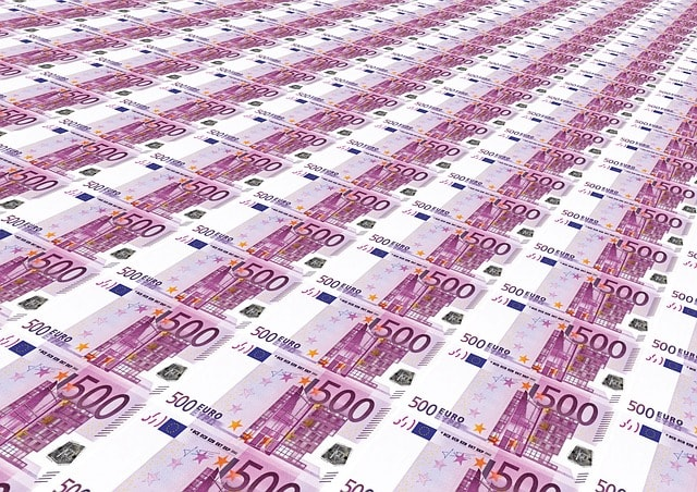 combien rapporte 100 000 euros placés en bourse