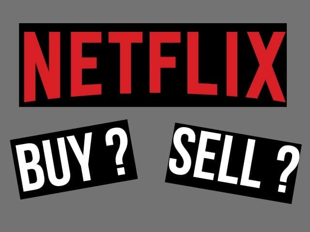 acheter l'action Netflix