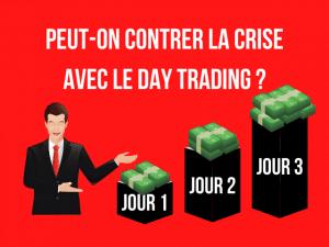 Peut-On Contrer La Crise Avec Le Day Trading