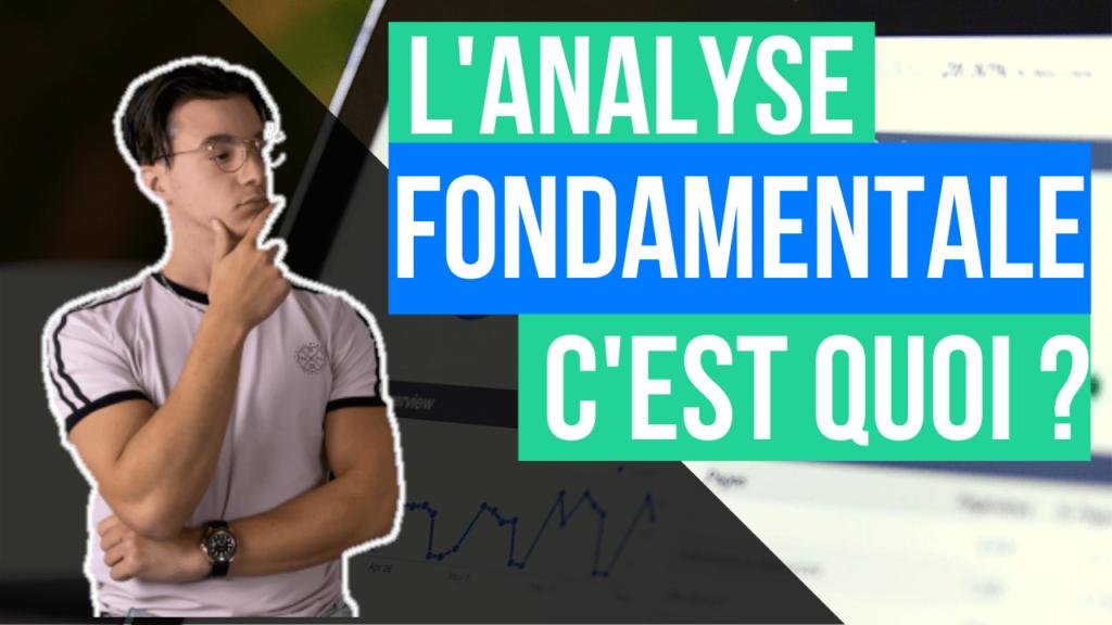 Analyse-fondamentale