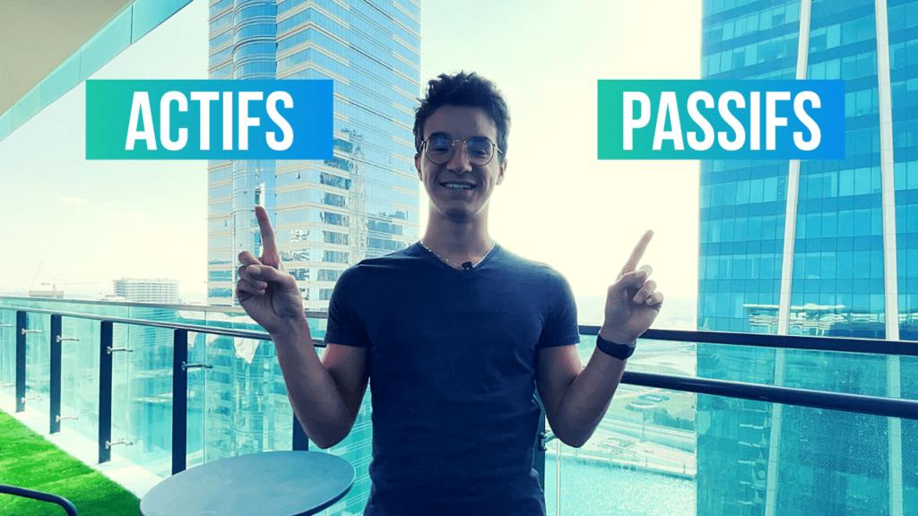Investissement-actif-passif
