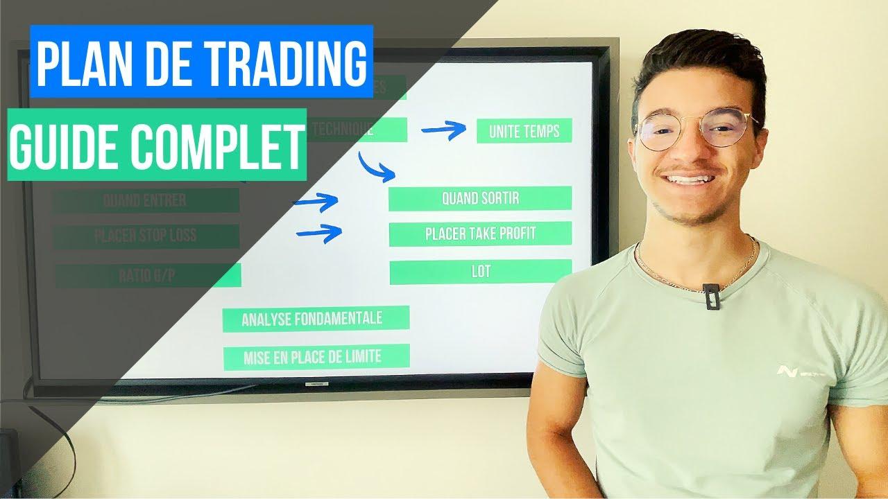 Comment créer un plan de trading