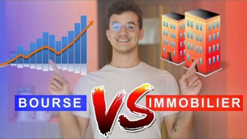 bourse vs immobilier lequel choisir gagner en bourse kylian marlier
